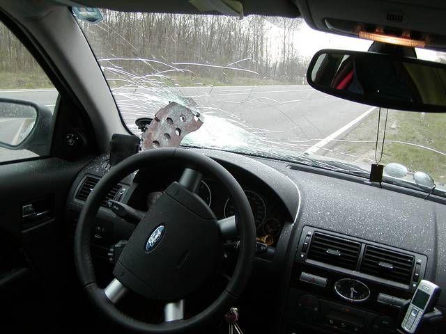 Аккуратней на дорогах... (5 фото)