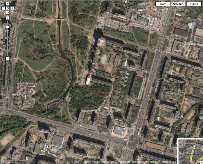 Слово из трех букв на спутниковых картах )) (29 фото)