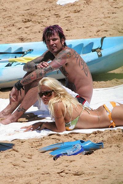 Татуировки знаменитостей (46 фото)