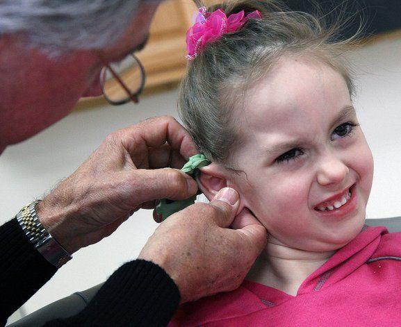 Помочь малышке. Современная протезная хирургия (11 фото)