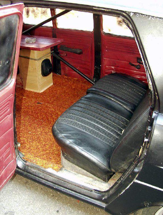 Знакомтесь - бюджетный лимузин Skoda (12 фото)