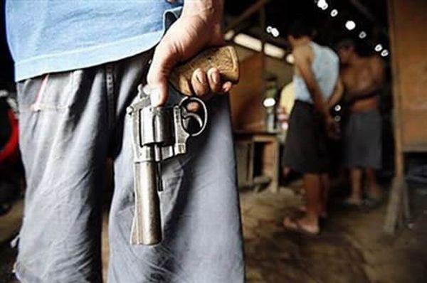 Производство нелегального оружия в Азии (10 фото)