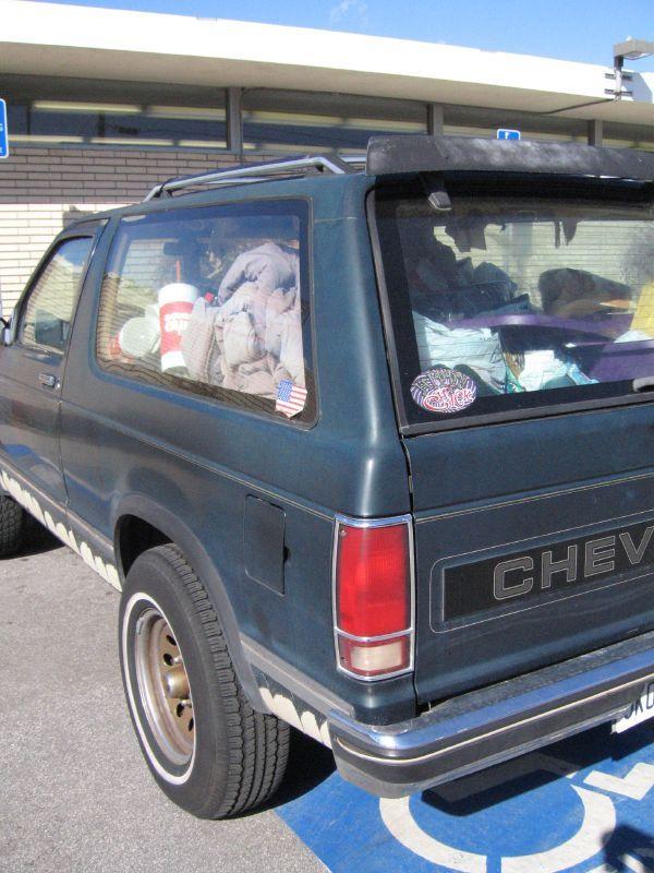 Самые грязные машины (14 фото)