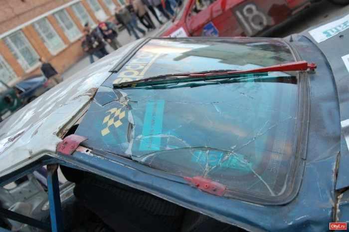 Гонки на выживание в Екатеринбурге (27 фото)