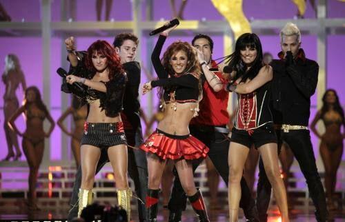 Финал конкурса Мисс Вселенная 2007 (Miss Universe 2007) (45 фото)