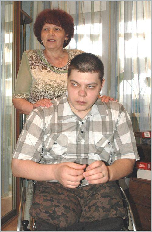Новые фотографии Андрея Сычева. Очень жаль парня (3 фото)