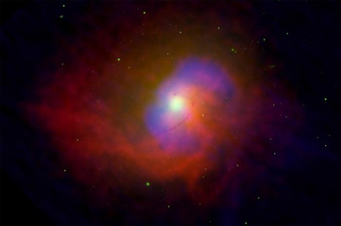 Фотографии Черных дыр (12 фото)