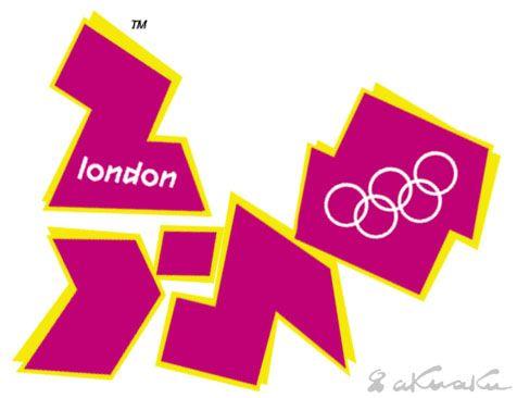 Фотожаба эмблемы Олимпийских игр 2012 (20 работ)