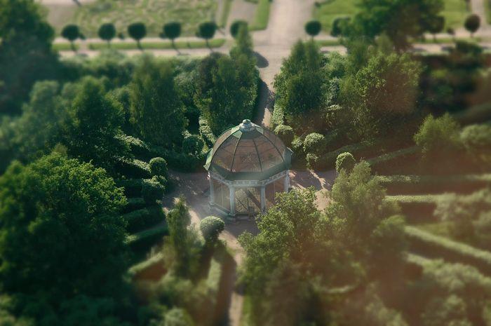Красавица Москва в миниатюре (19 фото)