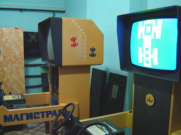 Игровые автоматы советских времен (37 фото)