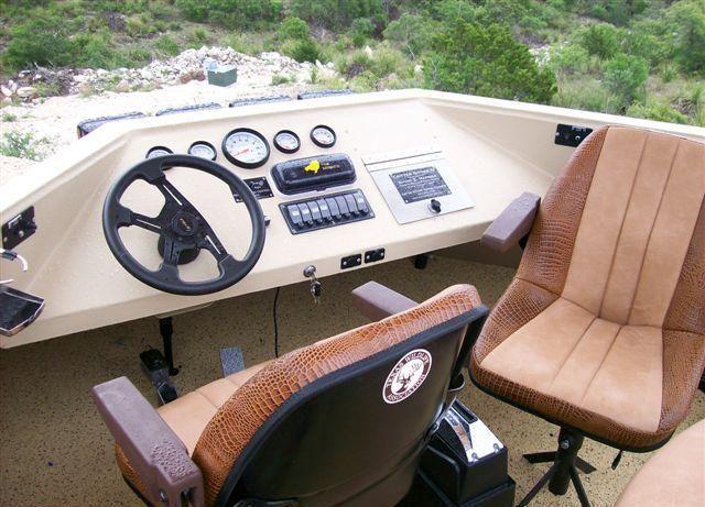 Хантермобиль - авто для настоящих охотников (9 фото)