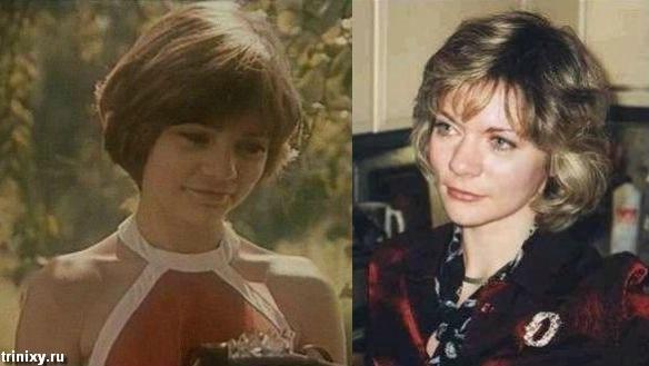 Звезды в молодости и сейчас (52 фото)