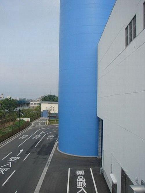 Токио. Радикальное решение проблемы с мусором (9 фото)