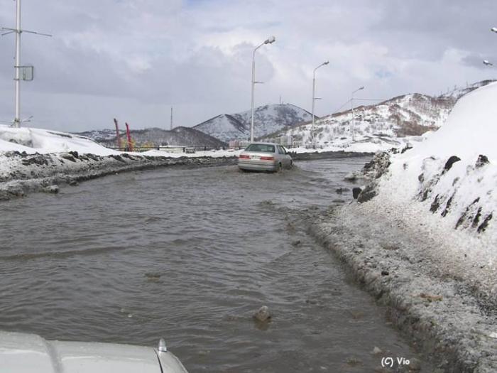 Камчатская зима - настоящая зима (15 фото)