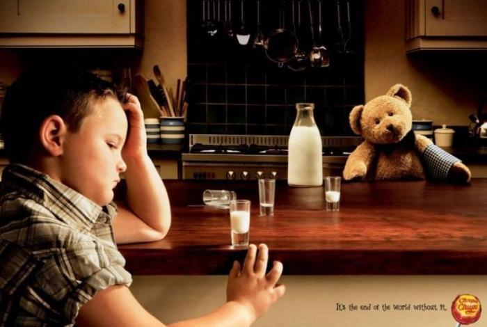 Креативная и смешная реклама (113 фото)