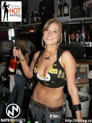 Самые сексуальные барменши США (120 фото)