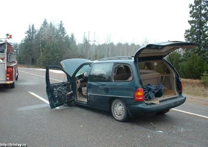 Не пейте за рулем (7 фото)
