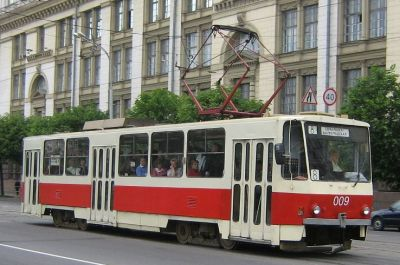 О работе водителем трамвая (много, но очень смешно)