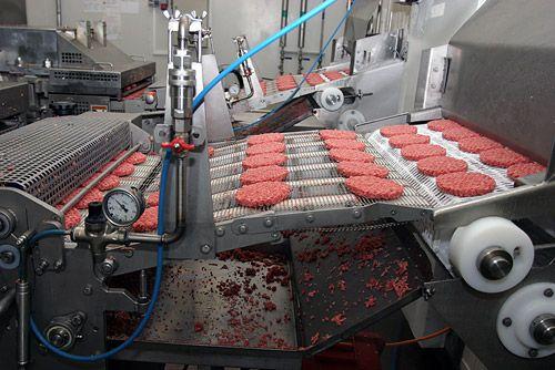 Завод McDonalds изнутри (33 фото)
