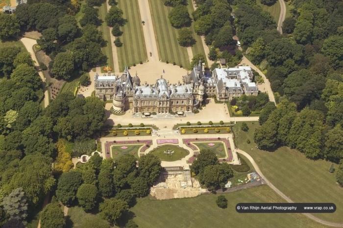 Английские замки от Van Rhijn (39 фотографий)