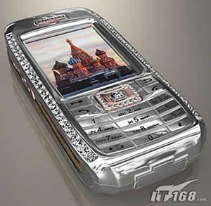 Самые дорогие мобильники (13 фото)