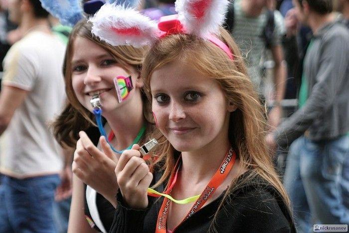 Гей-парад London Pride (50 фото)