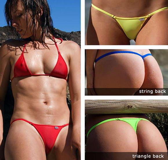 Пляжные бикини '07 (29 фото)