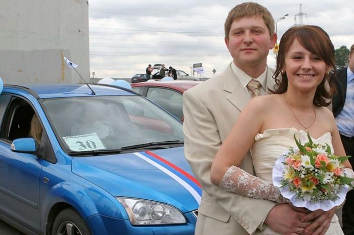 Вот такая вот свадьба (20 фото)