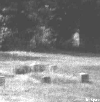 Фотографии призраков, привидений и кое-чего другого (62 фото)