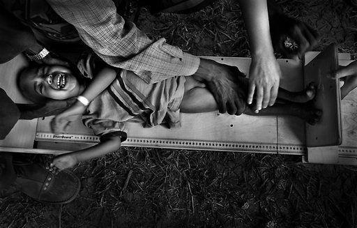 Фотожурнализм 2007. Лучшие фотографии (45 штук)