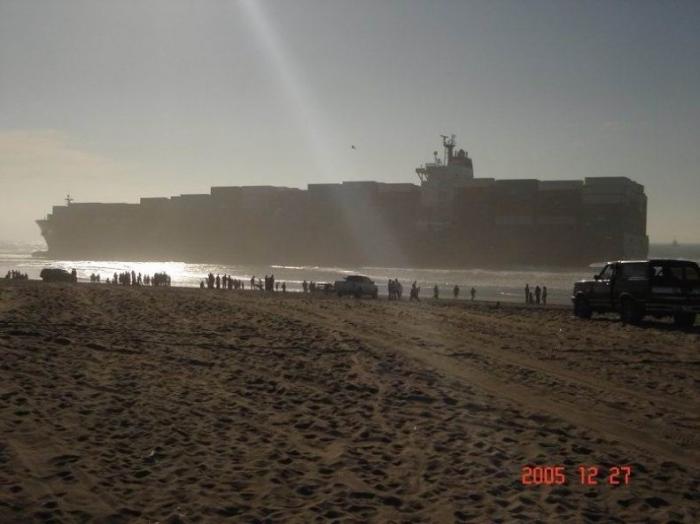 Морские происшествия (80 фото)