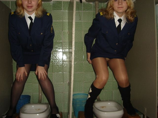 фото из женского туалета