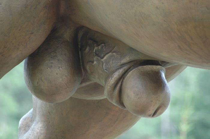 Памятник коню в Воронеже или что курил автор (4 фото)