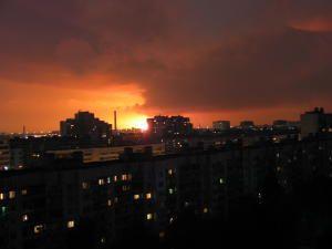 ВЗРЫВ В ПИТЕРЕ (23 фото + 5 видео )