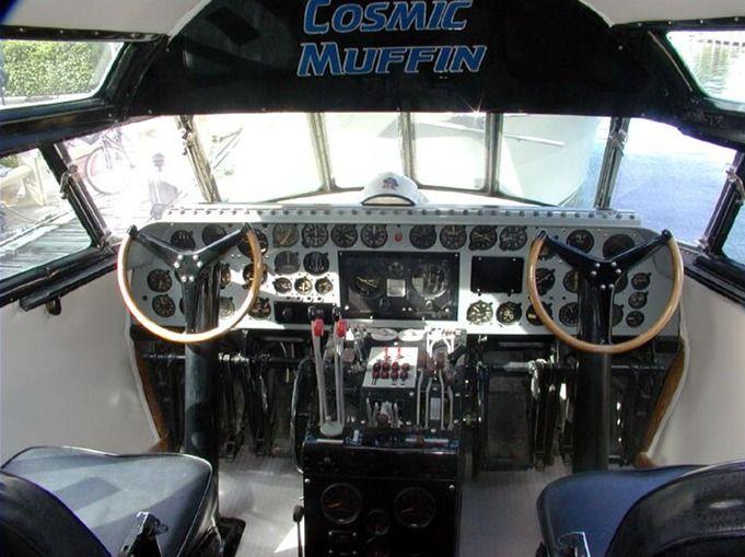 Как сделать яхту из самолета (21 фото)