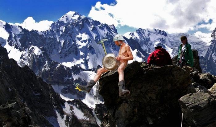Фотожаба - Адский глянец (41 работа)