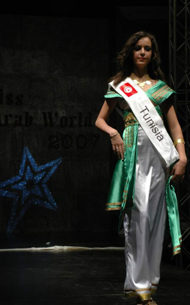 Мисс арабский мир (27 фото)