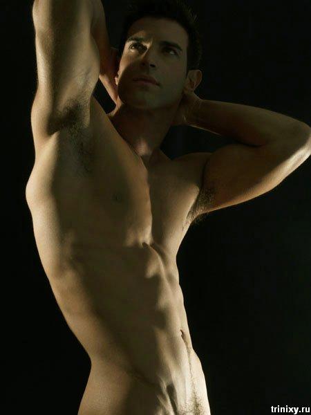 Красивые мужчины (77 фото)