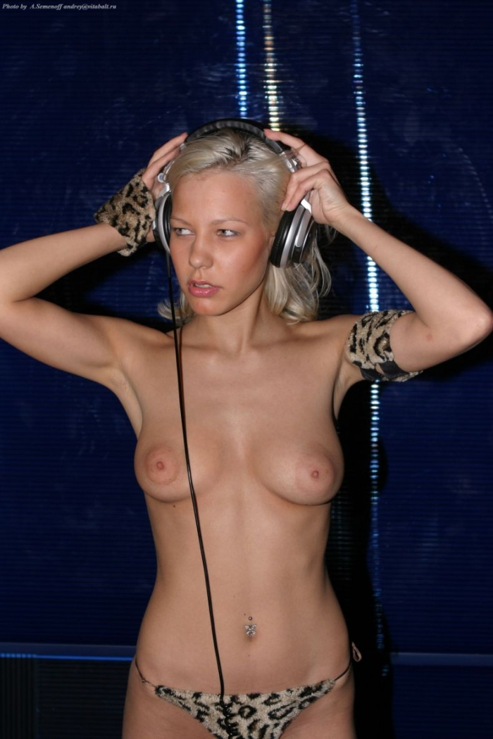 DJ Natasha Pritz (UK) (12 фото) НЮ