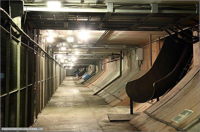 Тоннель смерти (48 фото + видео)