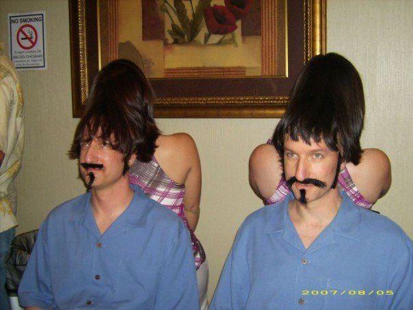 Фестиваль близнецов в Твинсбурге (25 фото)