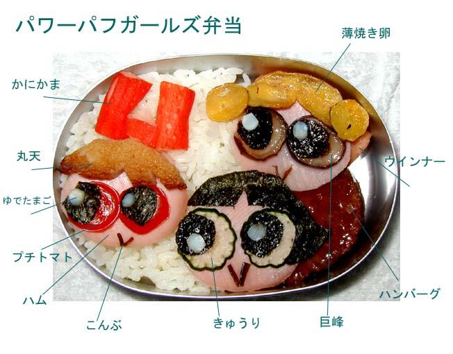 Японская еда для детей (7 Фото)