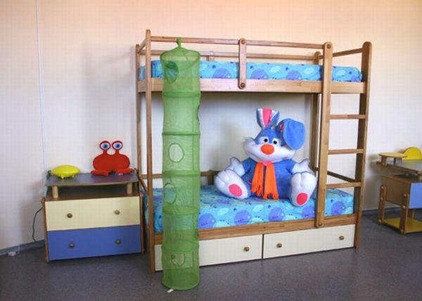 Детская кровать, способная испортить психику ребенку