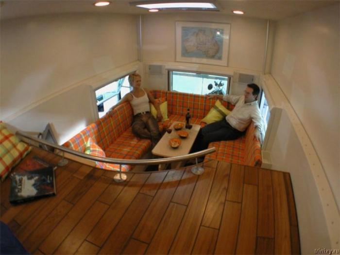 Дома на колесах (82 фото)