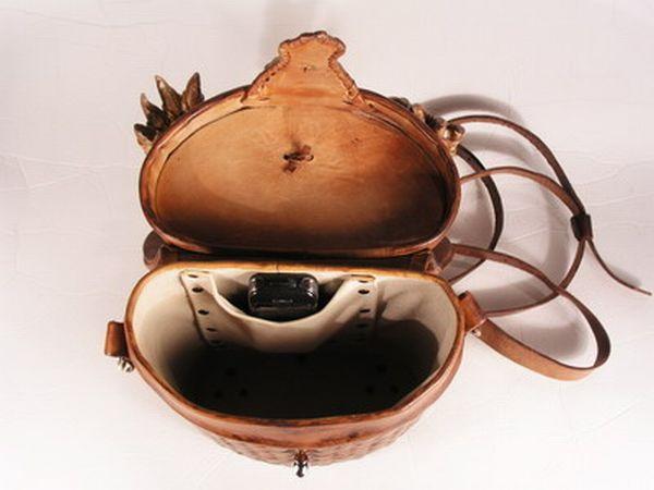 Сумка-дракоша (6 фото)