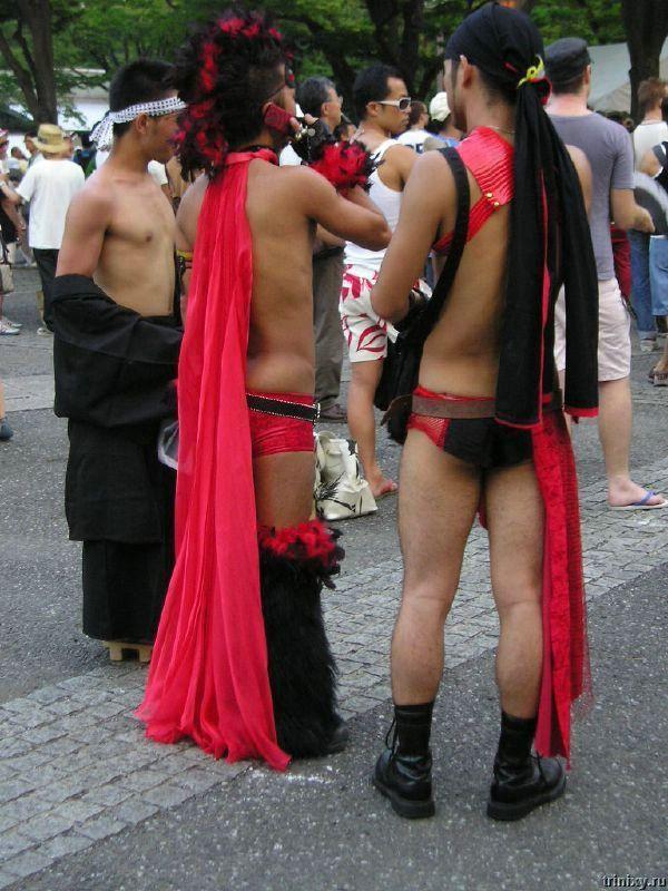 Фото геев японцев