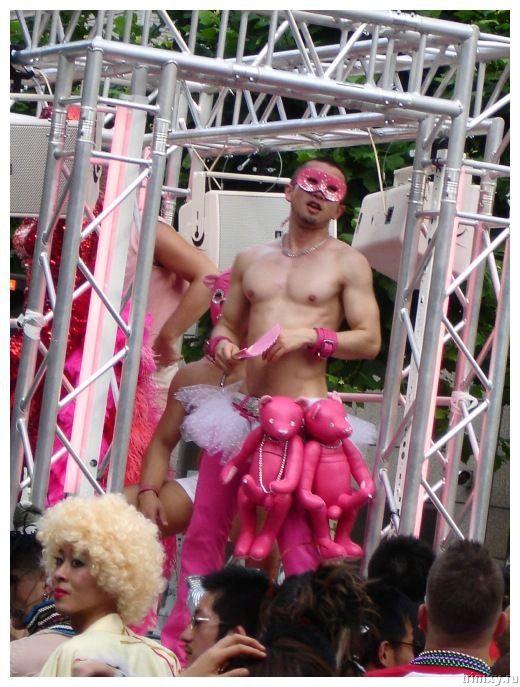 Японский гей-парад (29 фото)
