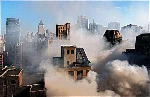 Катастрофы наших дней (15 фото)