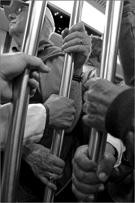 The metro are portrait (42 photos)
