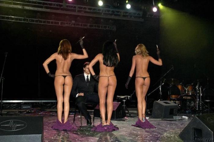 Девушки с VIP-party (34 фото) НЮ